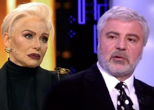 Сосо Павлиашвили и Ирина Понаровская