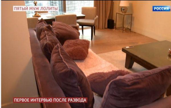 Дмитрий Иванов гостиная