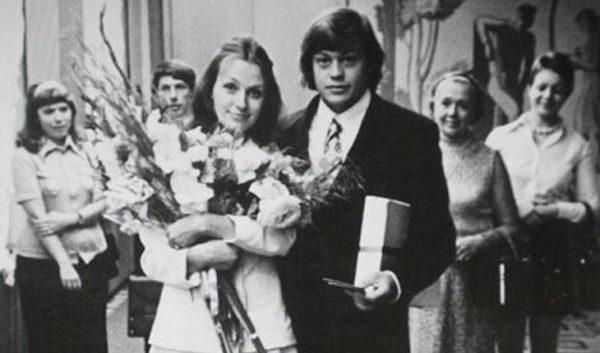 Свадебное фото Караченцова