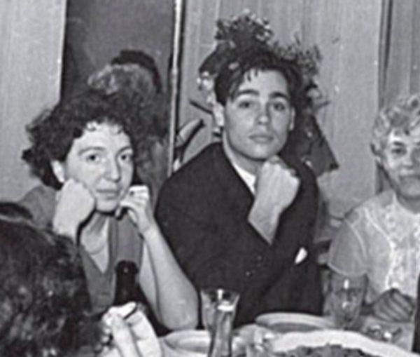 Владимир Познер с первой женой