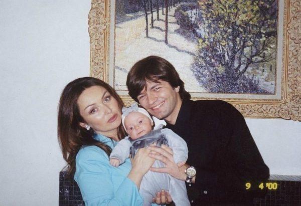 Дмитрий Маликов семейное фото