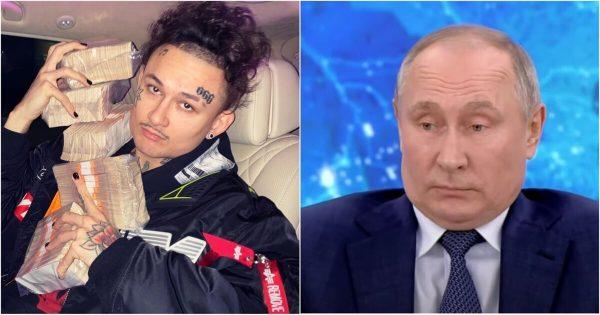 Моргенштерн и Путин