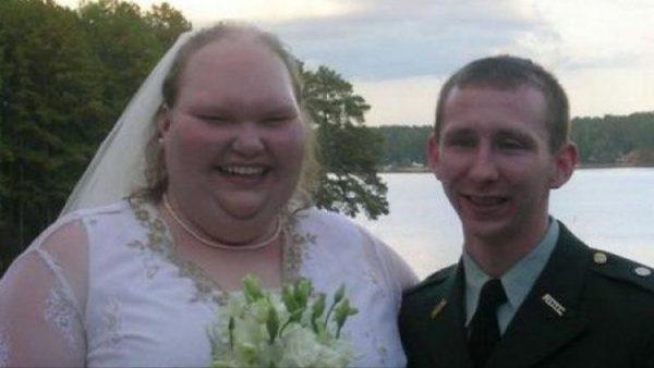 Некрасивые жених и невеста