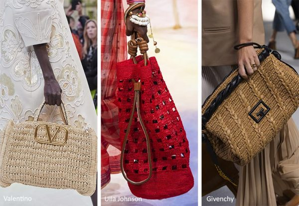Какие сумки будут в моде весной-летом 2021