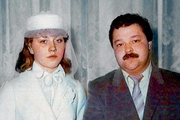 Свадьба Розы и Михаила Сябитовых