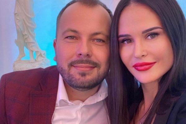 Ярослав Сумишевский с женой