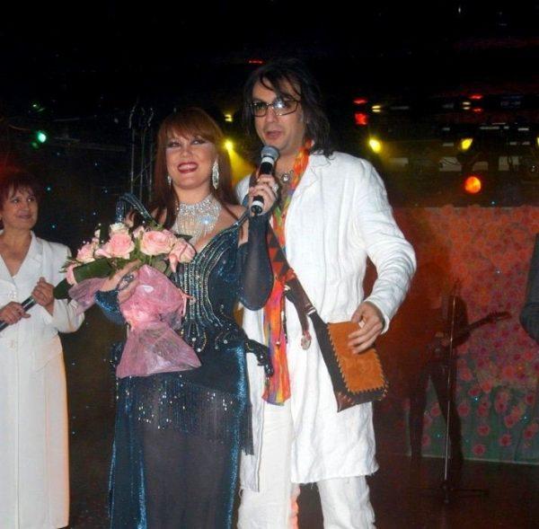 Азиза и Филипп Киркоров