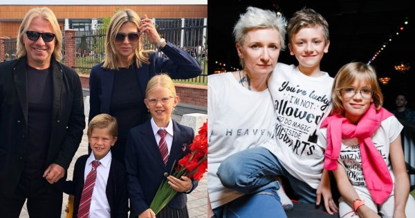 Сравнение детей Дробыша и Арбениной