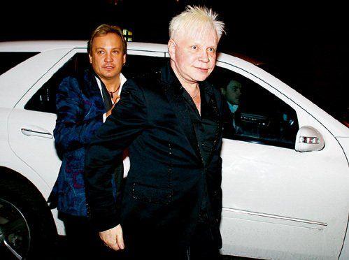 Борис Моисеев и Сергей Горох