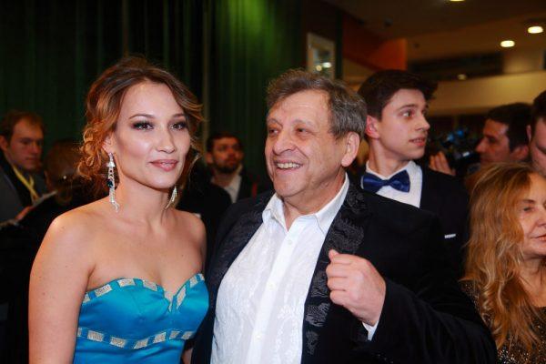 Борис Грачевский и Екатерина Белоцерковская