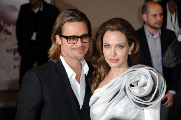 Анджелина Джоли, Брэд Питт,