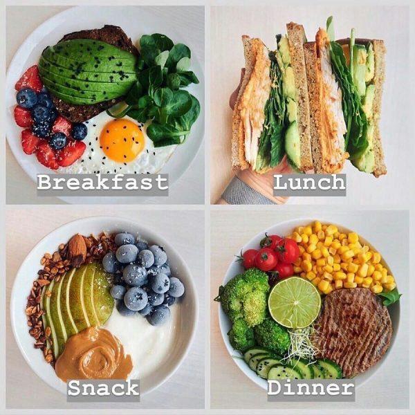 Питаемся правильно: сбалансированное меню на каждый день