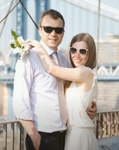 Свадьба Скабеевой и Попова