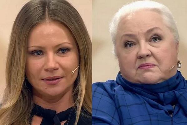 Мария Миронова и Екатерина Градова