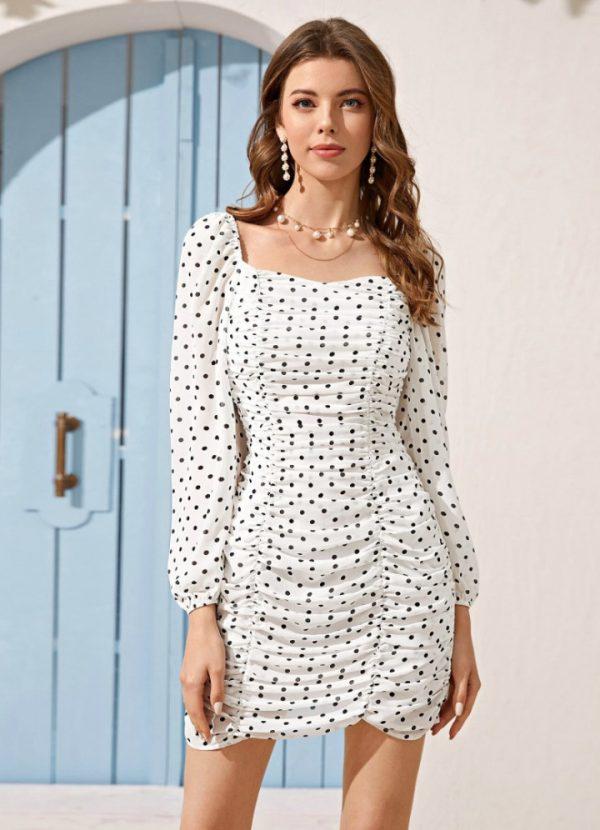 Модные платья на лето 2021