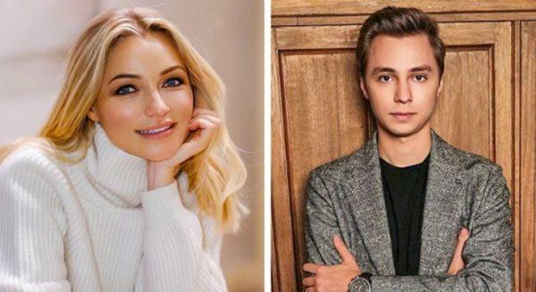 Инна Маликова и Дмитрий Антоничук