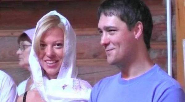 Юра Шатунов с женой