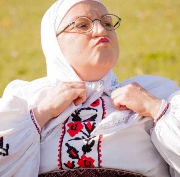 Мама Верки Сердючки. Фото stuki-druki.com
