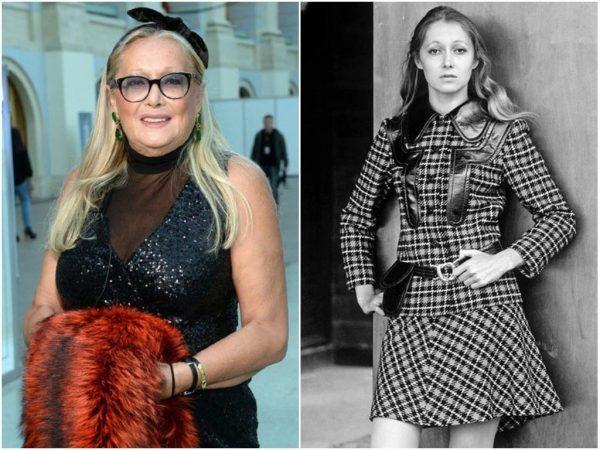 Татьяна Михалкова в молодости и сейчас
