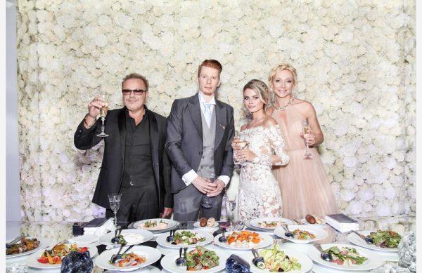 Свадьба Никиты и Алены Пресняковых
