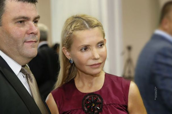 Юлия Тимошенко. Фото beztabu.net