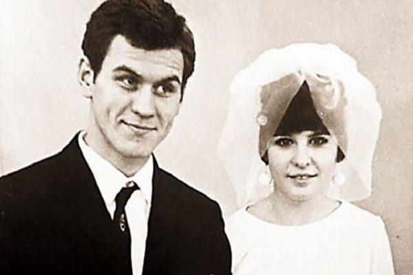 Валерий Афанасьев с супругой Анной