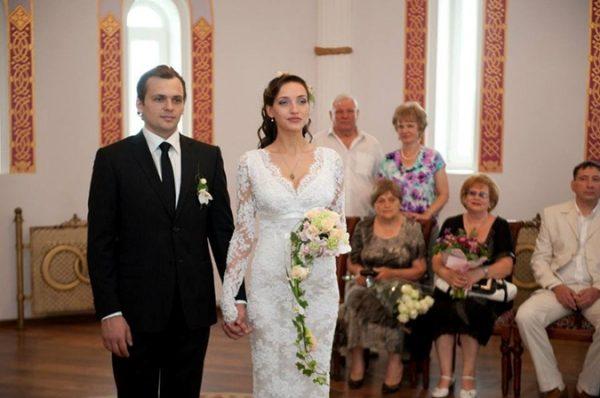 Свадьба Дарьи Клюшниковой и Алексея Янина