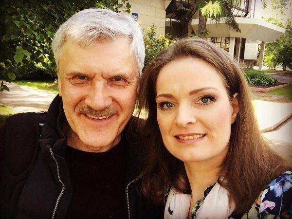 Владимир Ташлыков и Ольга Копосова