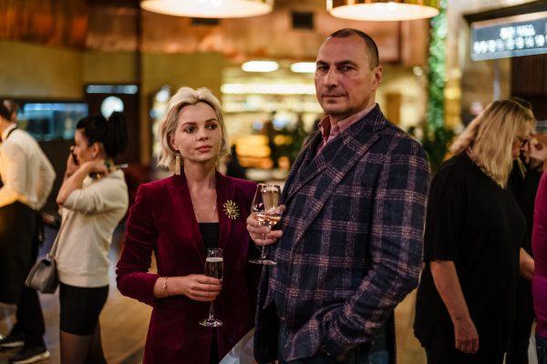 Елена Николаева и Игорь Вдовин.