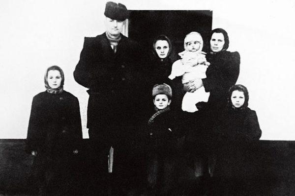 Семья Ротару