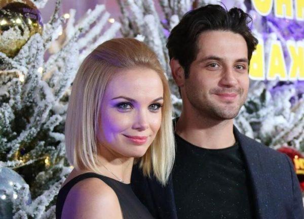 Татьяна Ангольд и Марк Богатырев