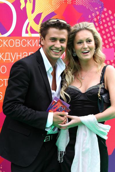 Павел Прилучный и Рената Пиотровски