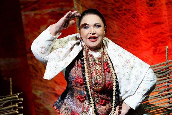 Надежда Бабкина. Фото dailystorm.ru