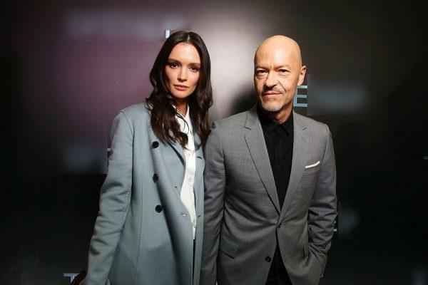 Паулина Андреева и Фёдор Бондарчук