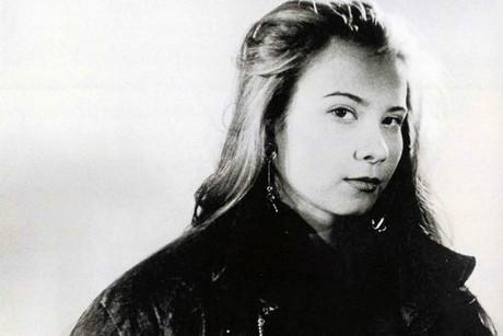 Юлия Высоцкая в молодости