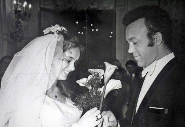 Свадьба Иосифа Кобзона и Нинель Дризиной