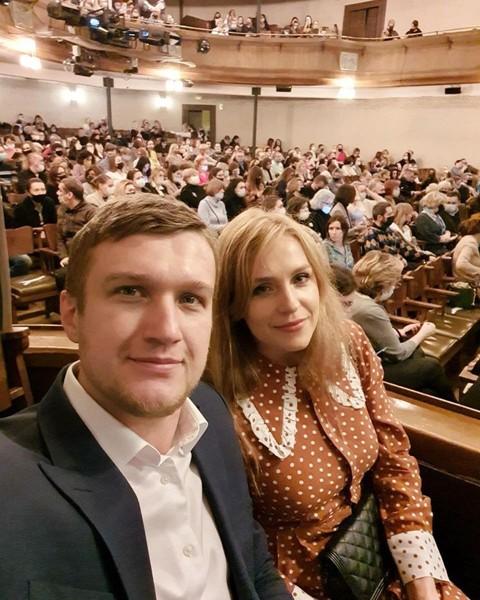 Анатолий Руденко, Елена Дудина