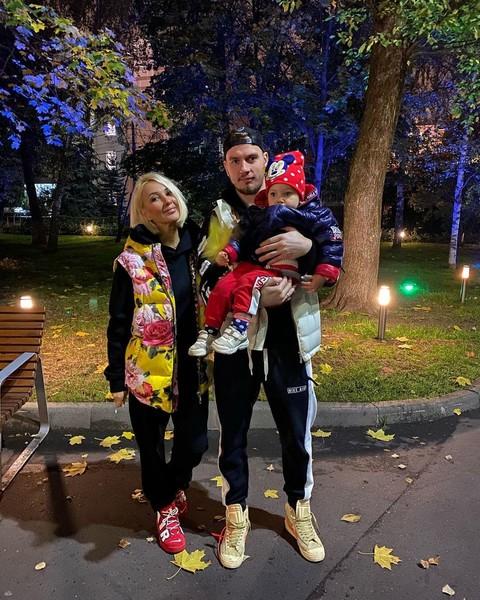 Лера Кудрявцева, Игорь Макаров и Машенька