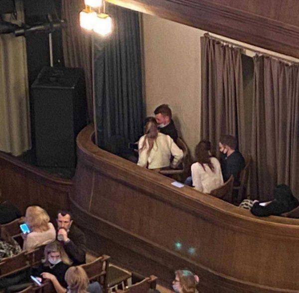 СМИ: Агата Муцениеце встречается с Климом Шипенко