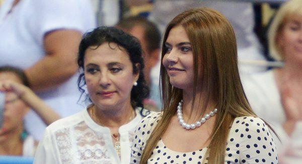 Ирина Винер-Усманова и Алина Кабаева,