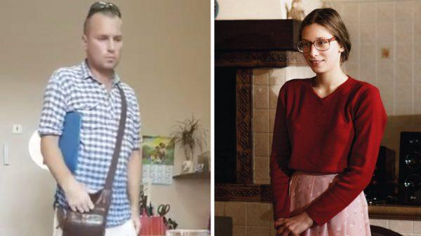 Дарья Агений и насильник из Туапсе