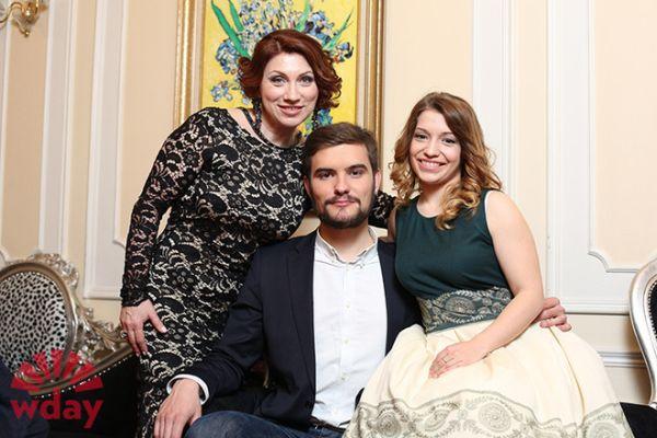 Роза Сябитова с детьми