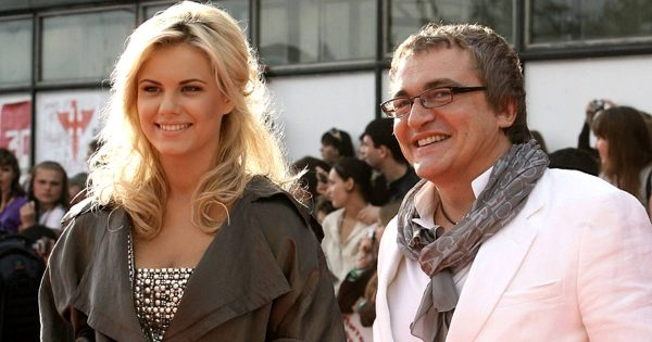 Дмитрий Дибров и Александра Шевченко