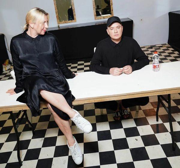 Инна Белоконь и Андрей Данилко. Фото veasy.ru