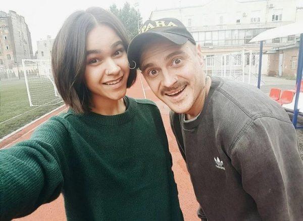 Илья Прусикин, Ирина Смелая