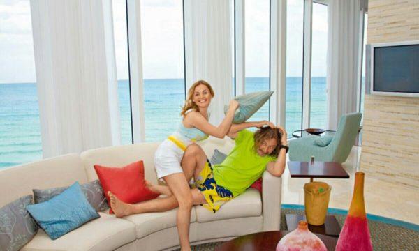 Квартира Николаева в Майами с панорамными окнами