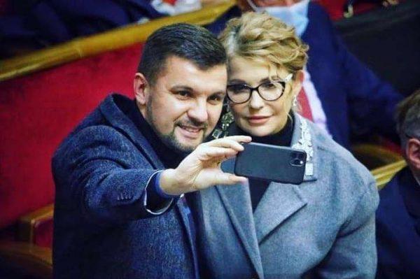 Юлия Тимошенко в 2021 году