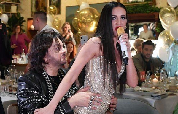 Ольга Бузова и Филипп Киркоров