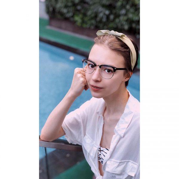 Дочь Ефремова Анна-Мария