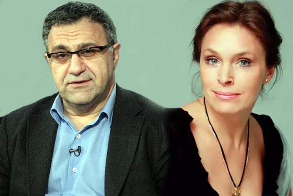 Марина Могилевская, Александр Акопов